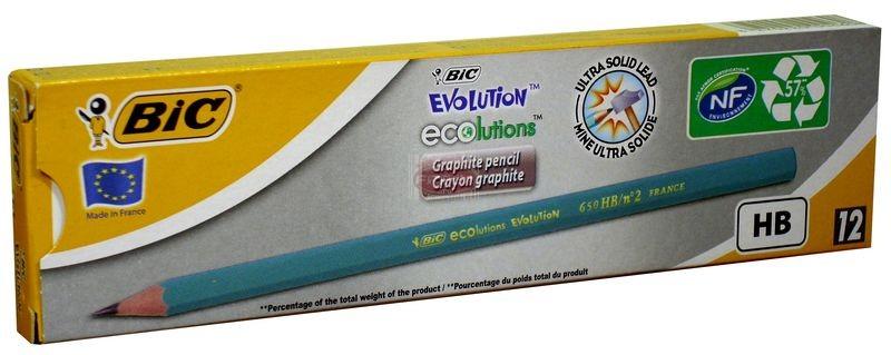 Ołówek BIC EVOLUTION HB bez gumki