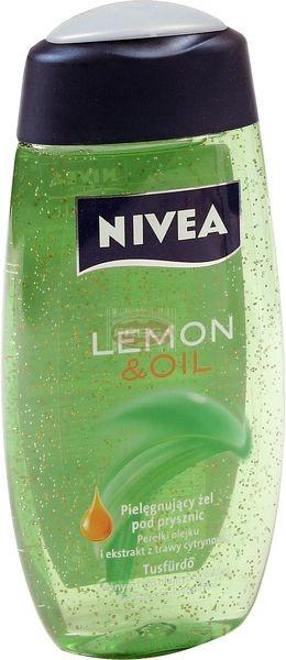 Nivea żel pod prysznic lemon & oil 250 ml