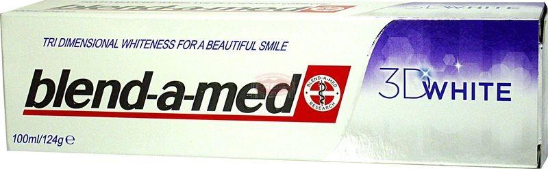 Blend-A-Med pasta do zębów 3D White 100ml