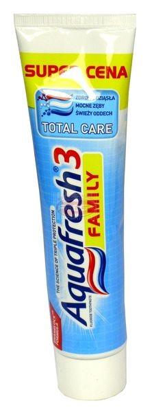 Aquafresh pasta do zębów Family 100 ml