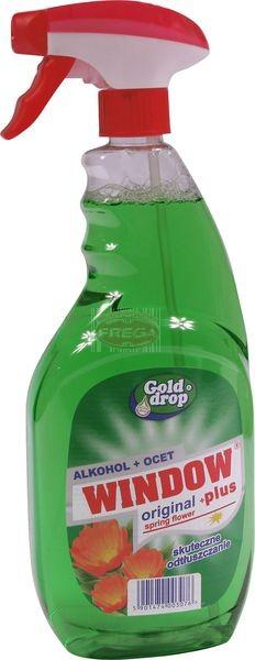 Window płyn do mycia szyb atomier alkohol ocet 750 ml