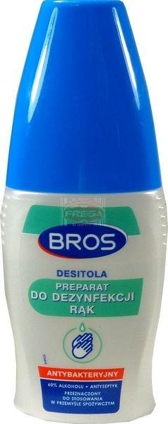 Bros Desitola preparat do dezynfekcji rąk 50 ml
