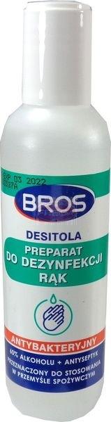 Bros Desitola preparat do dezynfekcji rąk 100 ml