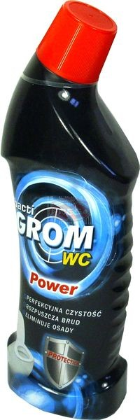 Żel do wc Bactigrom Power 750 ml