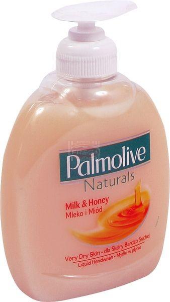 Palmolive mydło w płynie mleko i miód z pompką 300 ml