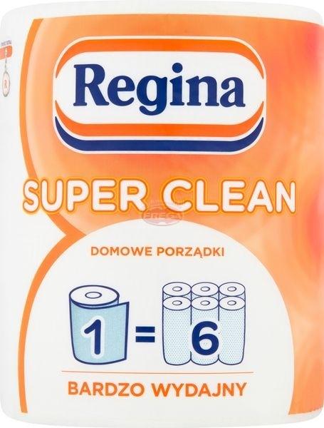 Regina ręcznik papierowy super clean 2-warstwy 1 szt.