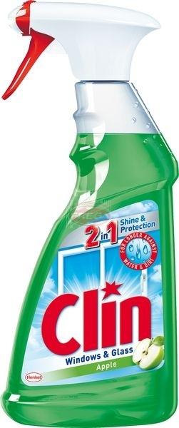 Clin płyn do czyszczenia szyb Apple 500 ml