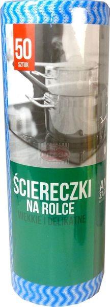 Anna Zaradna ściereczki na rolce 50 szt.