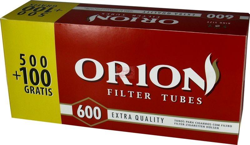 Orion gilzy 600 szt.