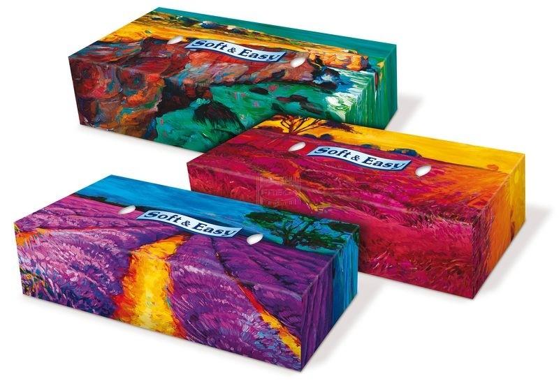 Soft & Easy chusteczki higieniczne karton 150 szt.