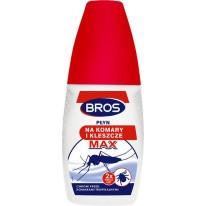 Bros płyn na komary i kleszcze max 50 ml
