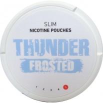 Thunder Frosted Slim woreczki z nikotyną (snus bez tytoniu) intensywność 5 20 szt