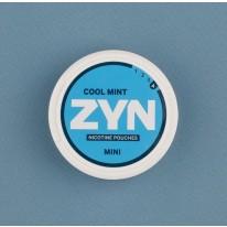 Zyn Cool Mint woreczki z nikotyną (snus bez tytoniu) mini dry intensywność 4 20 szt