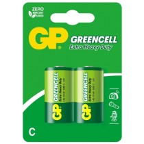 GP baterie R14 C Greencell 2 szt.