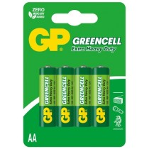 GP baterie R6 AA Greencell 4 szt.