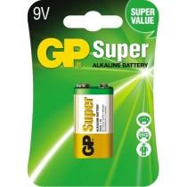GP baterie alkaliczne Super 9V 1 szt