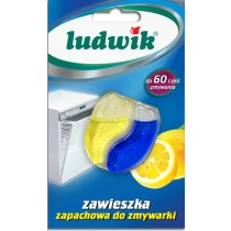 Ludwik zawieszka zapachowa do zmywarki 8 ml