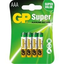 GP baterie alkaliczne Super LR03 AAA 8 szt
