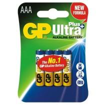 GP baterie alkaliczne Ultra Plus LR3 AAA 4 szt