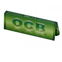 Bibułka OCB zwykła zielona No 8 50 szt