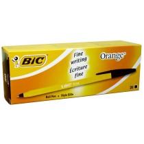 Długopis BIC Orange Czarny 20 szt.