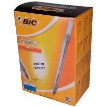Bic Round Stic długopis czarny 60 szt