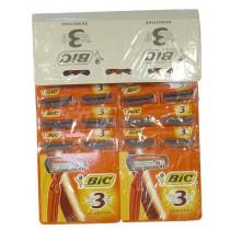 BIC maszynki do golenia Sensitive3 24 szt.