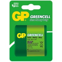 GP bateria Greencell Extra Heavy Duty 3R12 4.5 V 1 szt.