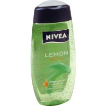 Nivea żel pod prysznic lemon & oil 250 ml