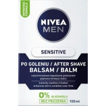 NIVEA MEN Sensitive Balsam po goleniu 100 ml