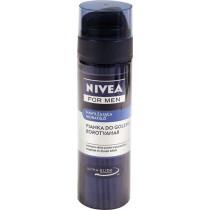 Nivea for men pianka do golenia nawilżająca 200 ml
