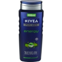 Nivea Energy Men żel pod prysznic 500 ml