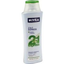Nivea szampon do włosów 2w1 express 250 ml
