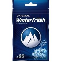 Winterfresh Original Guma do żucia bez cukru 35 g (25 drażetek)