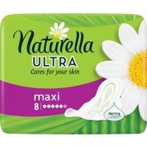 Naturella podpaski ultra maxi ze skrzydełkami 8 szt.