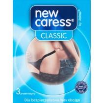 New Caress Classic Prezerwatywy 3 sztuki