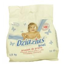 Dzidziuś Biel proszek do prania białego 1,5 kg