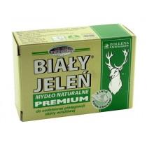 Biały Jeleń mydło premium karton 100 g