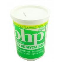 BHP pasta do rąk ze ścierniwem 500 g