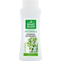 Biały jeleń szampon do włosów z chlorofilem 300 ml