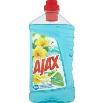 Ajax płyn do czyszczenia uniwersalny błękitna laguna 1 l