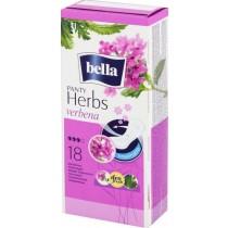 Bella Herbs Panty Verbena Wkładki higieniczne 18 sztuk