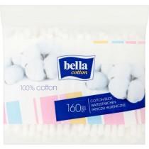 Bella cotton patyczki kosmetyczne 160 szt.