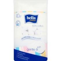 Bella cotton płatki kosmetyczne owal 40 szt.