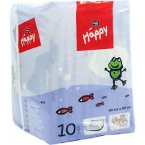 Bella baby happy podkład higieniczny dla dzieci 60 x 90 cm 10 szt.