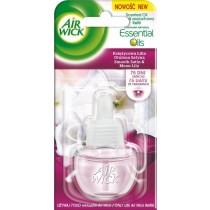Air Wick Wkład do elektrycznego odświeżacza powietrza Księżycowa lilia otulona satyną 19 ml