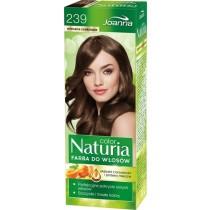 Joanna Naturia farba do włosów 239 mleczna czekolada