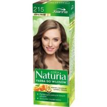 Joanna Naturia farba do włosów 215 zimny blond