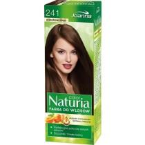 Joanna Naturia farba do włosów 241 orzechowy brąz