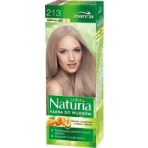 Joanna Naturia farba do włosów 213 srebrny pył